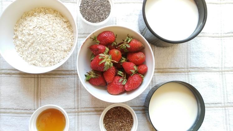 Breakfast oat Ideas + the kenyan fitness foodie